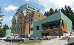 Băile Tuşnad – Complexul Hotelier O3zone