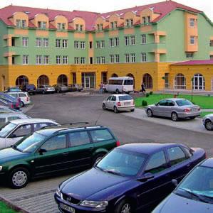 Complexul Balnear Ocna Sibiului