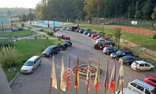 Ocna Sibiului - Complex balnear