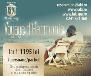 Spa Iaki web voyage