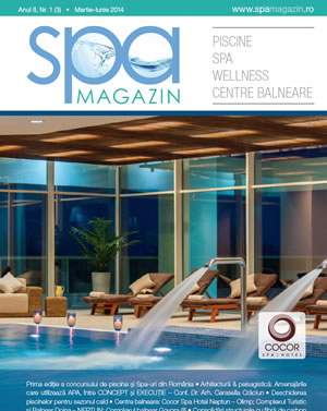 Spa Magazin - revista no 3 - 2014