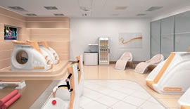 Estetiq Solutions prezintă Vacu Activ, soluții complete de echipament și design pentru centrele de spa și wellness